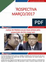 RETROSPECTIVA - Março 2017