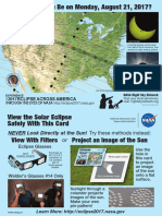 Nasa Eclipse tips