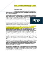 EL NUEVO CODIGO CIVIL Y COMERCIAL NO MODIFICA LA LEY DE SEGUROS.docx