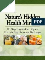 Natures Hidden Health Miracle