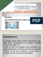 Derecho Comercial i ( Derecho Societario