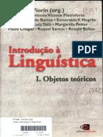 FIORIN, J. L. - A Linguagem Em Uso.