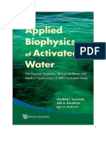 Traducción Del Libro Biofísica Aplicada Del Agua Activada