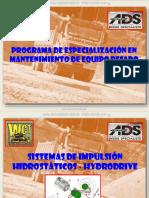 Curso Sistemas Impulsion Hidrostaticos Hydrodrive Sistemas Hidraulicos