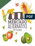 Directrices Mercado Alternativo de Tlalpan