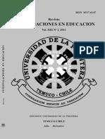 REVISTA DE EDUCACION , REFLEXIONES.pdf