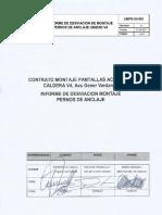 Informe Desviacion Pernos Anclaje I-Info-V4-001 Rev_01
