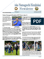 2017-07-12 2nd Qtr NYK Newsletter