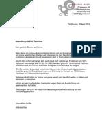 Bewerbung Spar Hauptzentrale z.H Frau Auer 20.04.15.docx