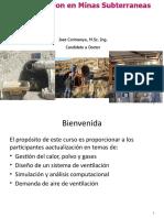 Ventilacion en Mina Subterranea_Ingenieria de Minas_CURSO2016_Parte I