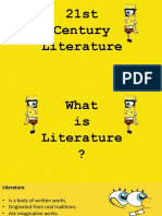 21stcenturyliteratureintroduction-170709165817