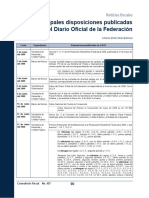 457_Principales Disposiciones Publicadas en El Diario Oficial de La Federación0