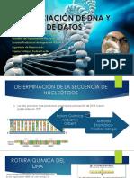Secuenciacion de Dna y Analisis de Datos