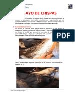 Ensayo de Chispas