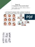 Bm-tarea IV Expresión Corporal y Psicomotricidad-walkiria Ortega