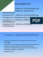Penjelasan File
