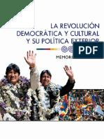 Memoria Institucional 2006-2013