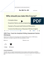 GRE Analytical Writing Preparation _ GRE Verbal Reasoning Tutorial