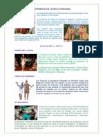 COMIDAS Y TRAJES TIPICAS DE LA SELVA