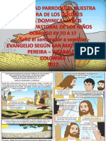 HOJITA EVANGELIO  DOMINGO XV TO A 17  SERIE.pptx