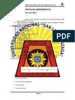 Informe de Laboratorio Jp