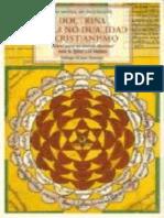 Doctrina de La No Dualidad Y El cristianismo- Anonimo