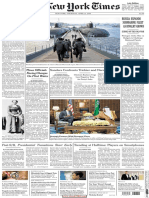 da4fee5ab935 The New York Times 21 April 201 - The New York Times   Submarines   George  W. Bush