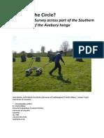 Avebury Obelisk Report 2017 (1)