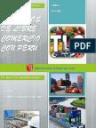 Tratados de Libre Comercio Con Perú
