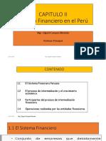 Exposición No.1.- Sistema Financiero Peruano y Operaciones Bancarias