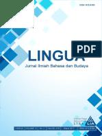LINGUA STBA LIA (Vol. 12, No. 2, March 2017)