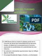 Evolucion Del Turismo Sostenible