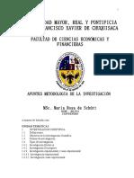 APUNTES Metodología de la Investigación.doc
