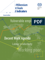 Guide Millennium Development Goals Employment Indicators