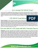 1D0-61C Dumps | CIW Web Foundations Associate Exam
