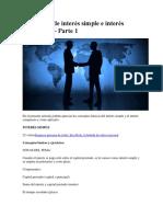 Aplicación de interés simple e interés compuesto.docx