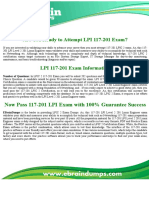 117-201 Dumps - 117-201 LPI Real Exam Questions