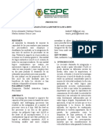 Unidad Aritmetica Lógica 4 Bits (Informe)