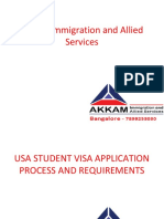 Student Visa Consultants in Bangalore