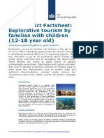 1503-Explorative Tourism by Families With Children (12-18 Years Old)