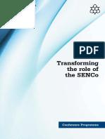 SENCo Programme