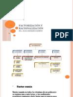 Factorización y Racionalización