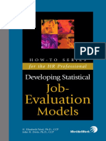 Developing Statistical Job-Evaluation Models.pdf