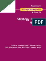 Advances in Strategic Management  Strategy Beyond Markets.pdf