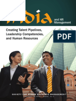 Corporate India and Human Resource Management  Creating Talent P.pdf
