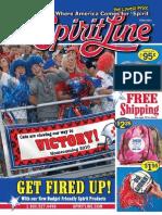 SpiritLine Catalog 2010-2011