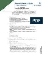 BOE - anuncio Área Metropolitana de Barcelona  2015-2019
