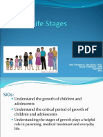 Human Life Stages-2012
