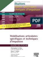 1.Mobilisations Articulaires Spécifiques Et Techniques D_impulsion