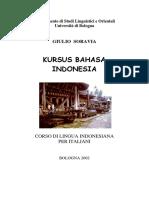 Giulio Soravia - Corso Di Lingua Indonesiana
